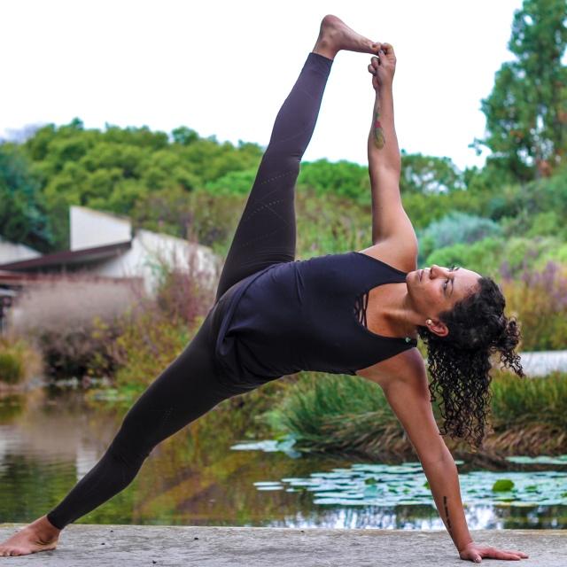 Soma Yoga Barcelona Profesores Mafe Prieto
