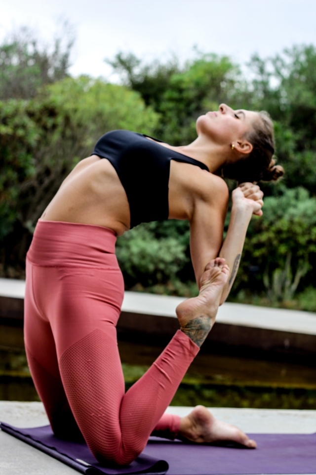Soma Yoga Barcelona Profesores Rafaela Damiani